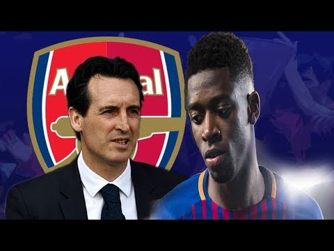 Unai Emery 'makes big Barcelona decision' on Ousmane Dembele deal ● News Now ● #AFC