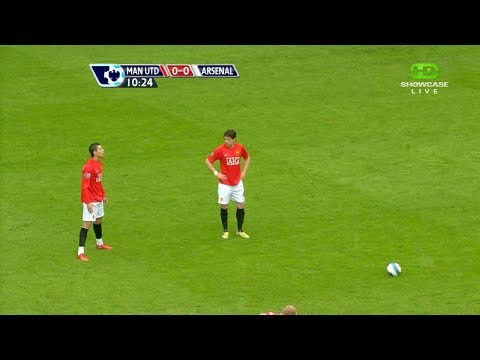 Cristiano Ronaldo Goals That Shocked the World in Manchester United