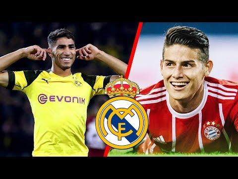 7 Futbolistas que el Real Madrid TIENE A PRÉSTAMO Y NO SABÍAS ¡Equipazo!