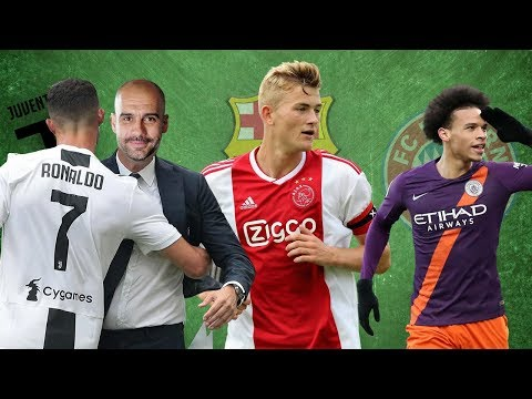 Guardiola to coach Cristiano Ronaldo's Juventus? – SUMMER 2019 TRANSFER RUMORS – Oh My Goal