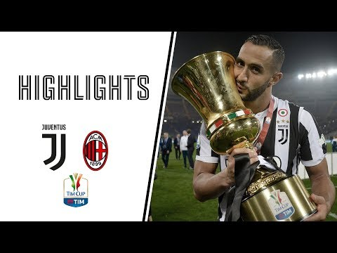 HIGHLIGHTS: Juventus vs AC Milan 4-0 – TIM Cup Final – 09.05.2018