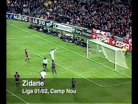 El Clásico: Barcelona Vs Real Madrid – Best Real Madrid goals at Camp Nou