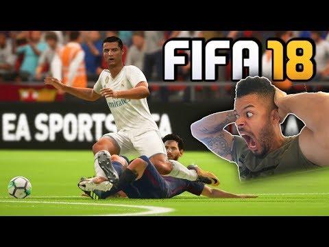 FIFA 18   BEST MATCH EVER!