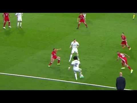Marcelo vs Bayern Munich Skills 18/04/17