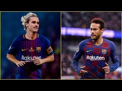 Confirmed & Rumours Summer Transfers l Neymar, Griezmann, Joao Felix ??