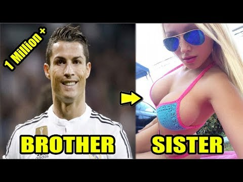 Top 10 Hottest Sisters Of Star Footballers In 2018
