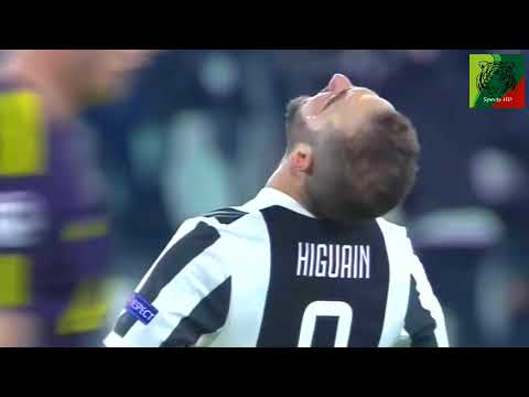 JUV vs THO 2-2 :  All Goals & Extended Highlights   Champions League 13 02 2018 HD