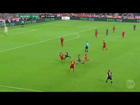 How Tiki-Taka was DESTROYED – Bayern Munich – Barcelona 4 – 0 Tactical analysis