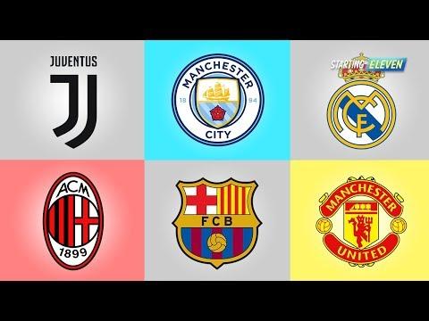 Makna Tersembunyi Dari 30 Logo Klub Sepak Bola Dunia Yang Pasti Belum Kamu Tahu