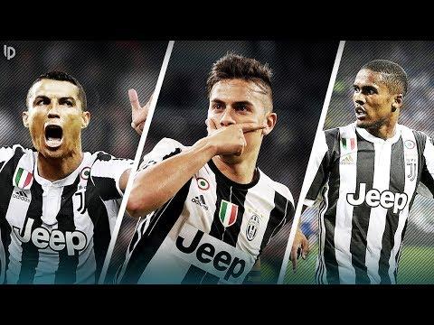 Dybala – Ronaldo – Costa| DRC ► New Juventus Trio 2018/ 2019 HD
