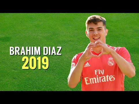 Brahim Díaz 2019 ● Brilliant Start – Real Madrid Skills