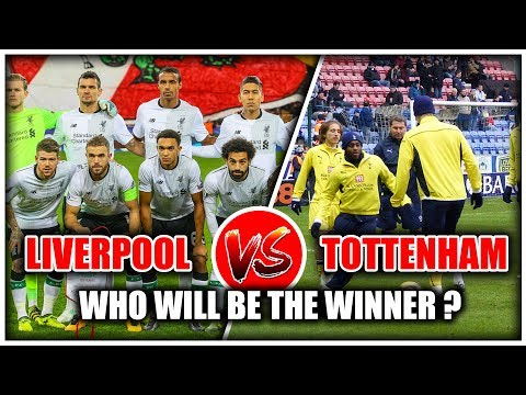 Liverpool VS Tottenham –  Prediction and Odds