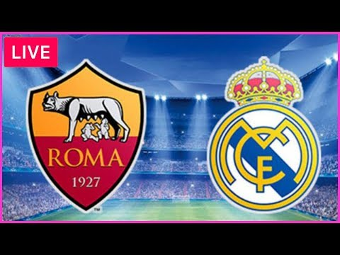 Real Madrid vs Roma  – Live Internationa Club Friendlies 8/11/2019 HD
