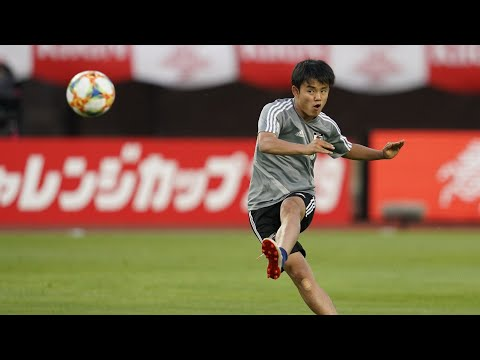 THIS IS WHY REAL MADRID HAVE SIGNED TAKEFUSA KUBO THE JAPANESE MESSI