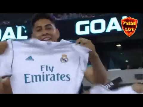 Real Madrid vs Atletico Madrid 3-7 (27/07/2019)