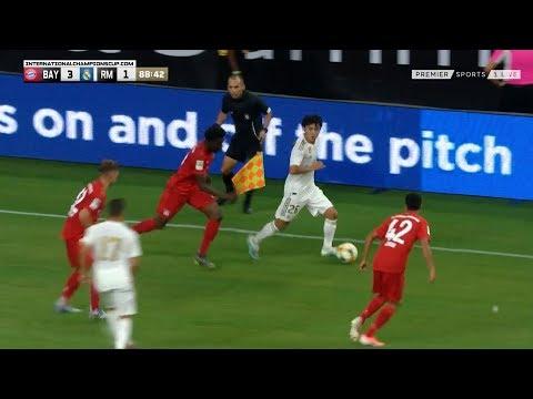 Takefusa Kubo 久保建英 Real Madrid Debut vs Bayern Munich (20/07/2019) HD