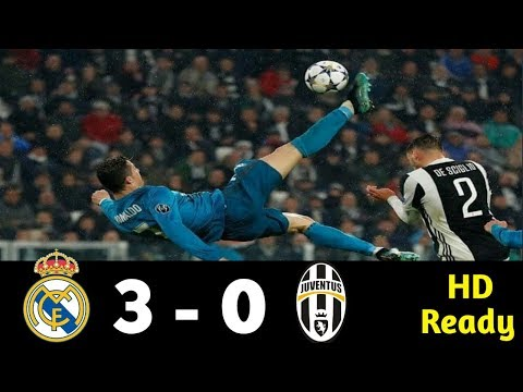 Real madrid vs Juventus 3-0  Highlights   All Goals 03 04 2018