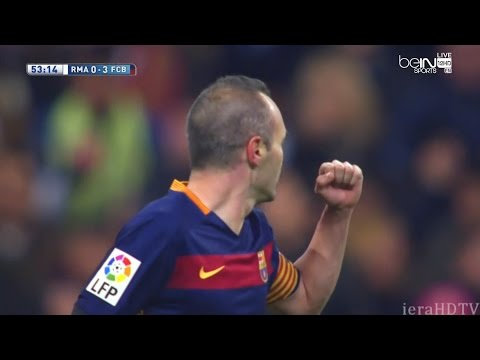 Real Madrid vs FC Barcelona – All Goals 21-11-2015 (HD)
