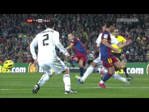 Barcelona Vs  Real Madrid 5 0 Full Match in HD 720p