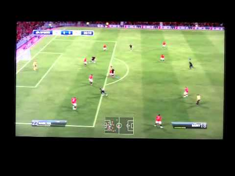 FIFA 12 Manchester Untd vs Manchester City part 1