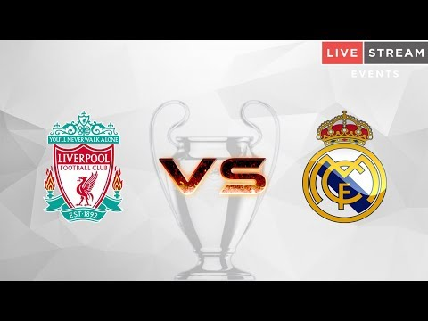 REAL MADRID – LIVERPOOL  🔴LIVE