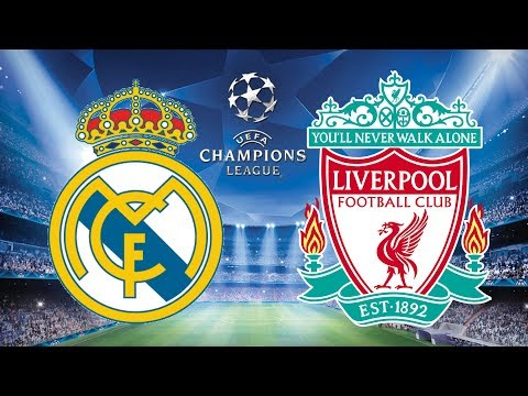 UEFA Champions League Final 2018 – Real Madrid Vs Liverpool – 26/05/18 – FIFA 18