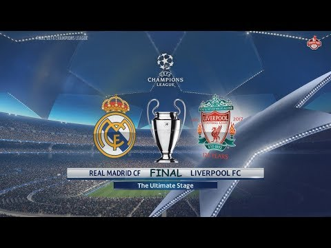 Real Madrid vs Liverpool   3-1 Resumen Highlights   FINAL UEFA CHAMPIONS LEAGUE   PES 2018  