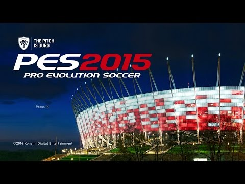 PES 2015 Gameplay Bayern Munich Vs Barcelona PS4 HD 1080p