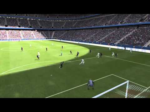 Nice assist ! LOL | Fifa 15 | Real Madrid vs Bayern Munich | By Giuseppe