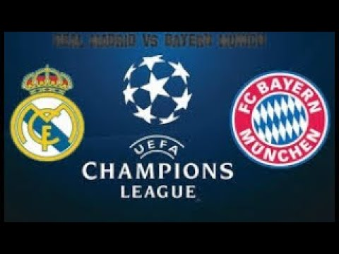 Real Madrid vs Bayern München Full Match (2nd Leg) Quarter final UEFA Champions League 201