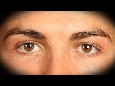 CAN YOU GUESS REAL MADRID PLAYERS BY THEIR EYES?