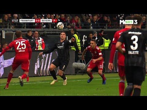 Luka Jovic vs Bayern Munich Welcome To Real Madrid 2019