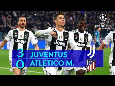 Juventus 3 x 0 Atlético de Madrid – melhores momentos (HD 720p) UEFA Liga dos Campeões 2019