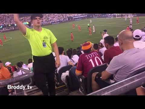 Real Madrid vrs  Roma