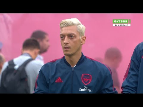 Mesut Özil vs Real Madrid (Pre-Season) ICC 19-20 HD 1080p