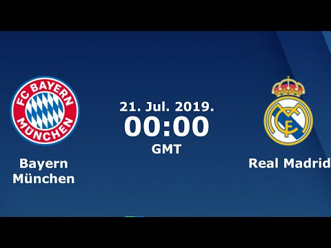 Bayern München vs Real Madrid||ICC Match||HD Gameplay||Fifa19||Highlights||