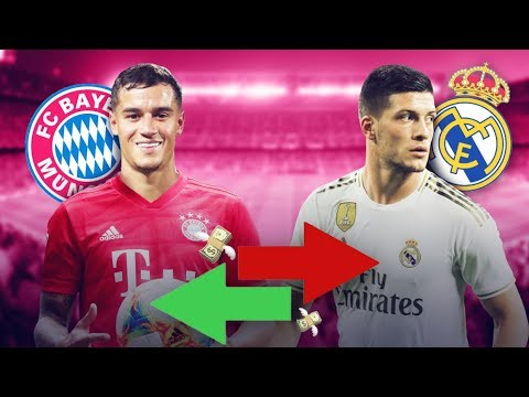 Coutinho to Bayern Munich, Jović ready to leave Real Madrid – Oh My Goal