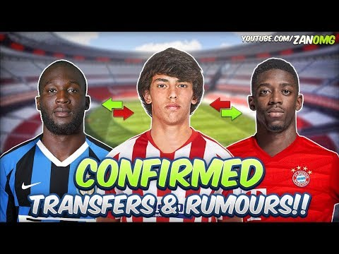 LATEST CONFIRMED TRANSFERS & RUMOURS 2019/20!! #2