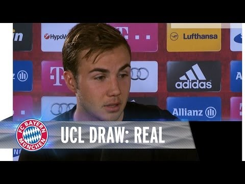 UCL-Draw: FC Bayern vs. Real Madrid