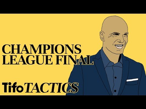 Tactics Explained | Champions League Final: Real Madrid vs Juventus