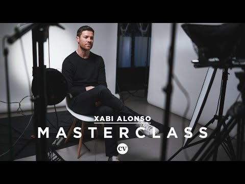 Xabi Alonso: My Role At Liverpool, Real Madrid & Bayern Munich – Masterclass