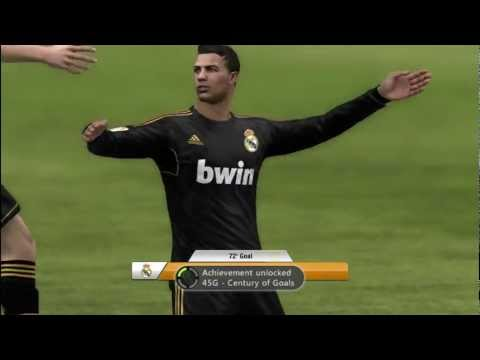 FIFA 12 – Real Madrid vs. Manchester United 6-2 (World Class)