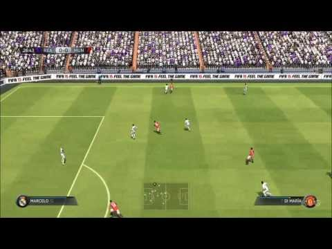 FIFA 15 – Real Madrid vs Manchester United Gameplay [HD]