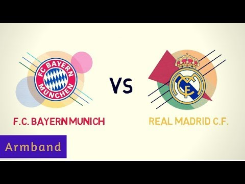 FC Bayern Munich VS Real Madrid C.F. : UEFA Champions League Semifinal (2017/18) : Match Preview
