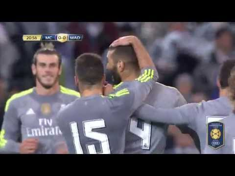 ICC 2015: Real Madrid vs. Manchester City Highlights