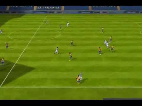 FIFA 14 – Real Madrid VS Juventus fantastic goal by Gareth Bale