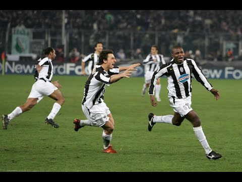 HIGHLIGHTS: Juventus vs Real Madrid – 2-0 – Champions League – 09.03.2005