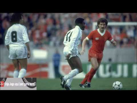 Champions League 1981     Real Madrid vs Liverpool (Final)   27.05.1981 full match.