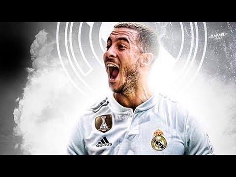 Eden Hazard 2019 – New Real Madrid Player – Crazy Dribbling Skills & Goals – HD