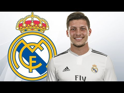 Luka Jovic ● Welcome to Real Madrid 2019 ● Goals & Skills